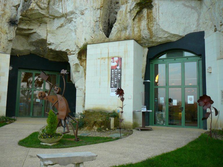 Boutique des Métiers d'Art à Turquant
